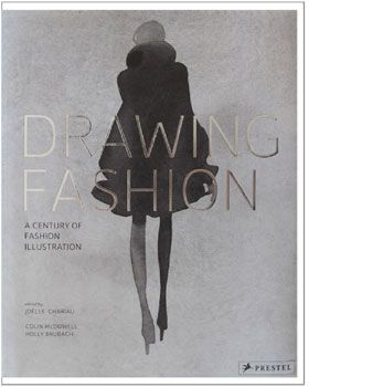 cinnober book shop - drawing fashion