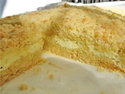"Неимоверный тортик ""Бархан"""