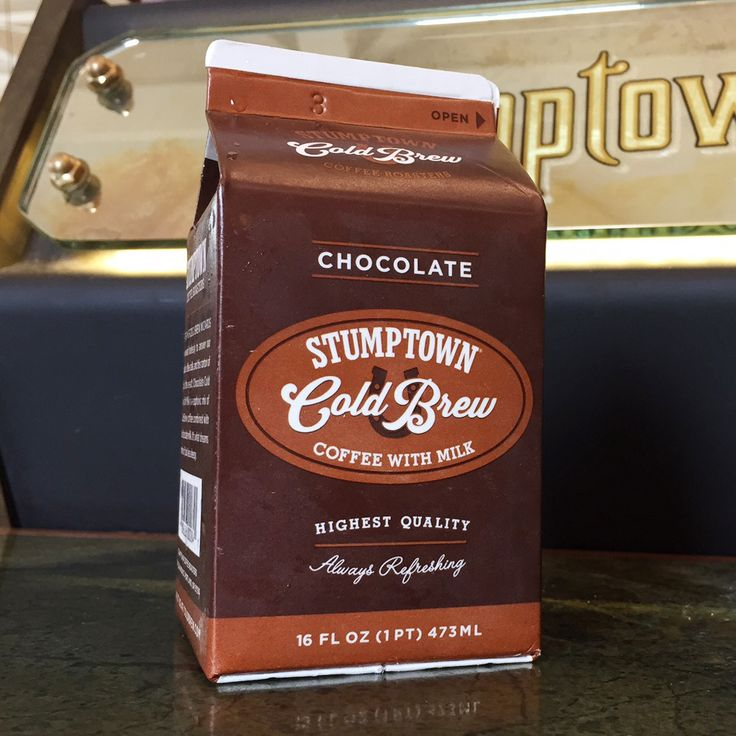 Stumptown Steps Up the Summer Coffee Game With Chocolate Cold Brew