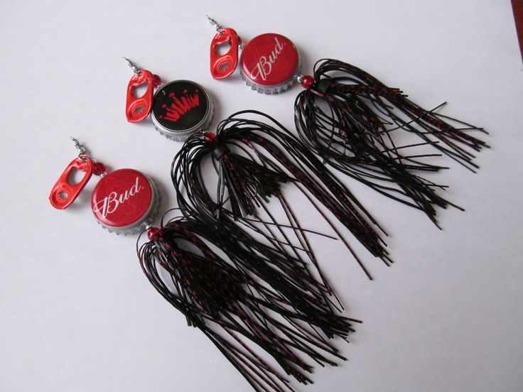 Bottle Cap Fishing Lures.