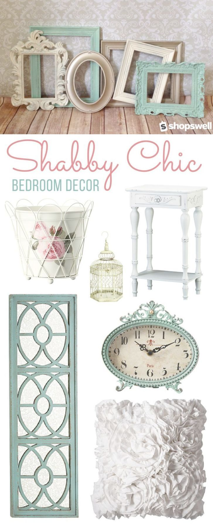 pin by sydney fancher on for the home shabby chic bedrooms shabby rh pinterest com