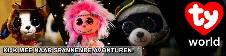 Koop lief en schattig beanie ballz, clip speelgoed, frizzys en meer op www.tyknuffels.nl. Wij hebben een reeks van boze mutsen met leuke knoop ogen.