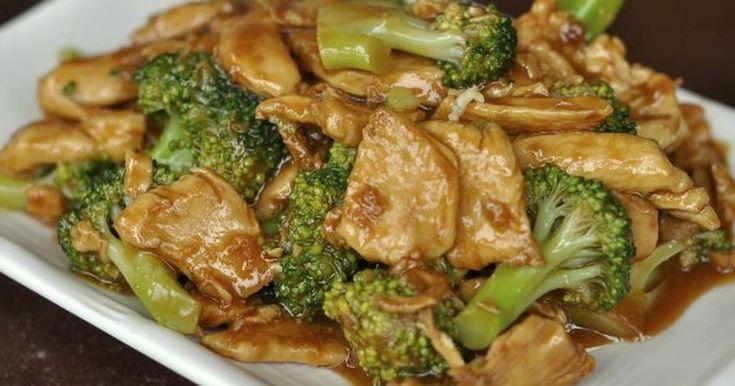 Куриное филе с ананасом и брокколи - пошаговый рецепт с ...