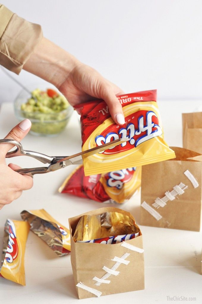 Fritos Tacos To-Go - Great for kids games and sports watches at home!
