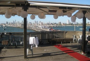 This Is Little Blue Or St Kilda Pier Kiosk I Need To Show It You In Person How Perfect Would Be Kaz S V Of Ls Wedding