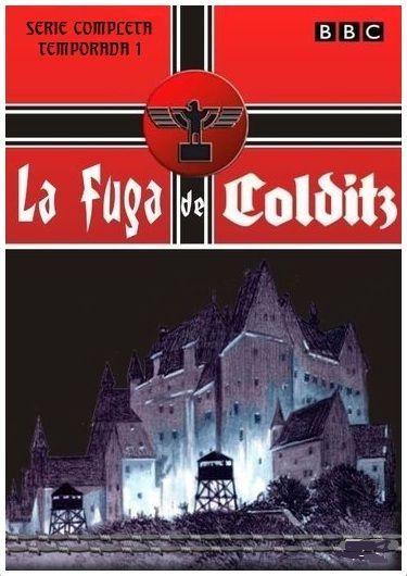 Serie Inglesa La fuga de Colditz (1972)