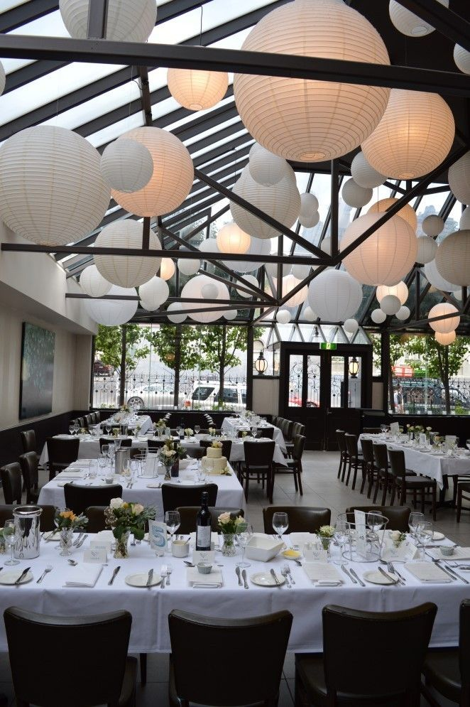 For an intimate wedding, this venue is perfect! Located in Melbourne, this space has been charmingly decorated to create a romantic atmosphere. For more information, check out our website.