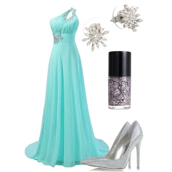 Fancy Prom Dresses Polyvore – fashion dresses