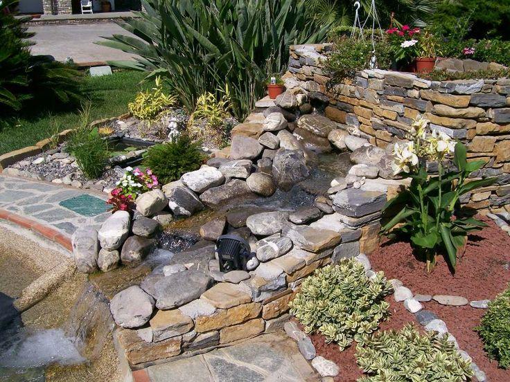 Oltre 25 fantastiche idee su laghetti da giardino su - Laghetto per giardino ...