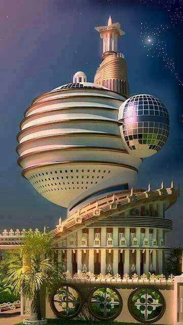 Old and new architecture in one. by Jedrzej Sergiusz Tarkowski | 3D | CGSociety