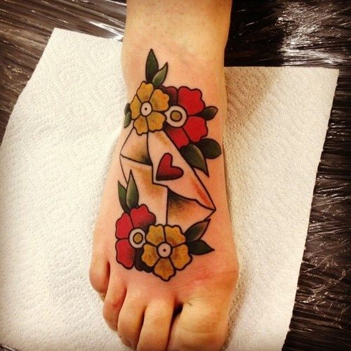 i like this shit. i like envelope drawings. but if i got a tattoo of one, it would be tiny for filler