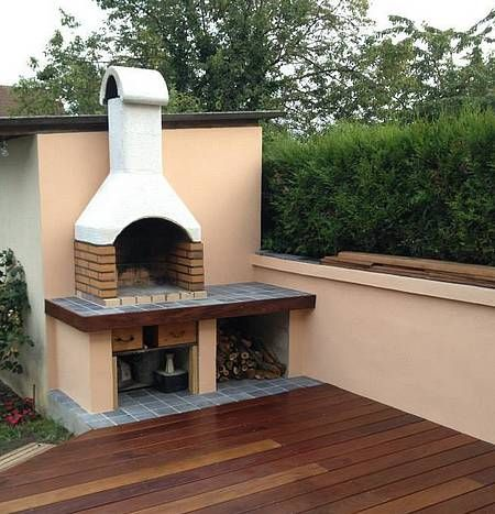 les 25 meilleures id es de la cat gorie fabriquer barbecue. Black Bedroom Furniture Sets. Home Design Ideas