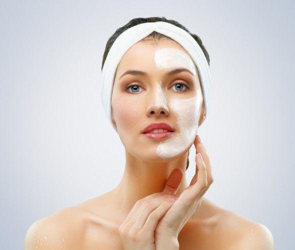 Аспириновая маска для лица успокаивает и чистит