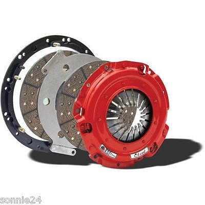 McLEOD RST TWIN DISC CLUTCH 800-HP 97-10 GM LS ENGINE
