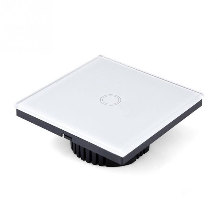 Smart home automation 433mhz Wireless remote wall Switch shape ...