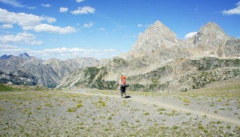 Hike! Grand Teton - Teton Crest Trail