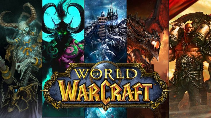World of Warcraft Subscription - Birthday Gifts for Your Boyfriend
