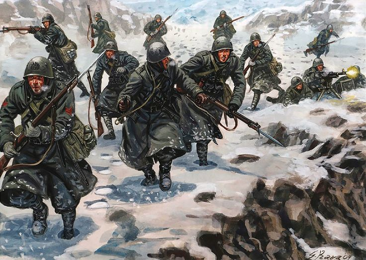 """""""Raggruppamento Galbiati, Grecia/Albania, Inverno 1940-41"""""""