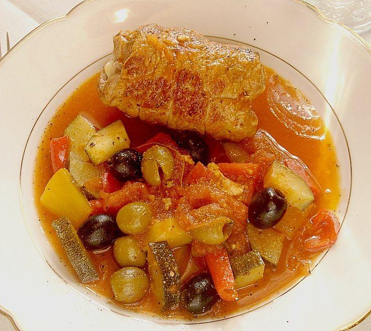 Mediterrane Kalbsrouladen, ein beliebtes Rezept aus der Kategorie Pasta & Nudel. Bewertungen: 2. Durchschnitt: Ø 3,8.