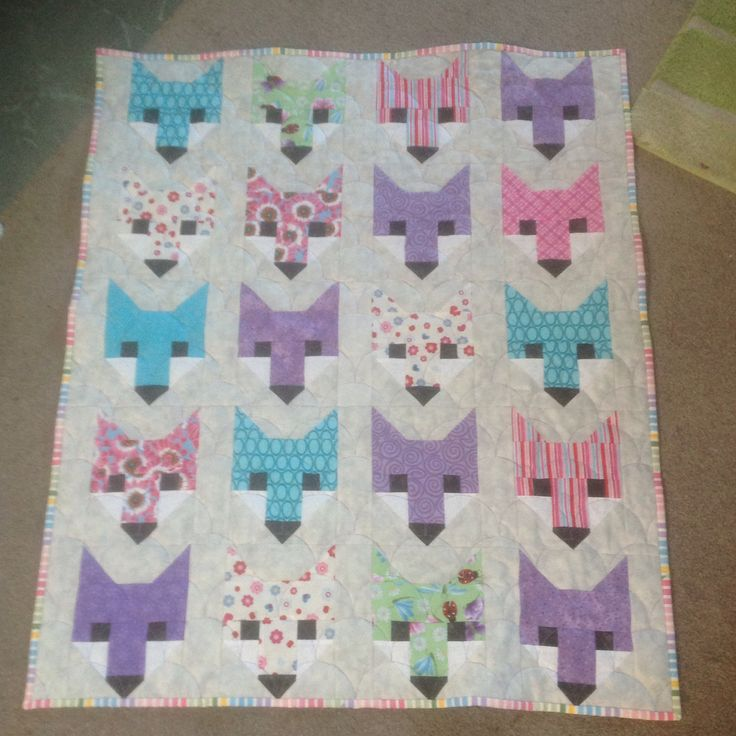 Quilt for Emerson