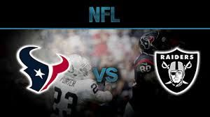 Go Vegan or Die: Raiders vs Texans! Let's Go To Mexico! Vegan Game ...