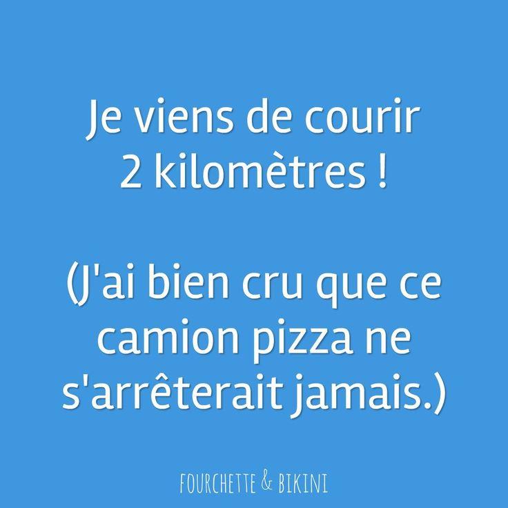 Pour certains c'est la carotte, d'autres la pizza :-)  7 bonnes raisons de courir !