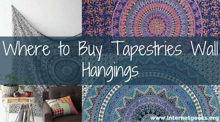 If you are thinking about where to buy #tapestries wall hangings to give an amazing look to your walls and rooms, then check this post. Here you will find some of the top listed tapestry wall hangings available today. http://www.internetgeeks.org/other/buy-tapestries-wall-hangings/