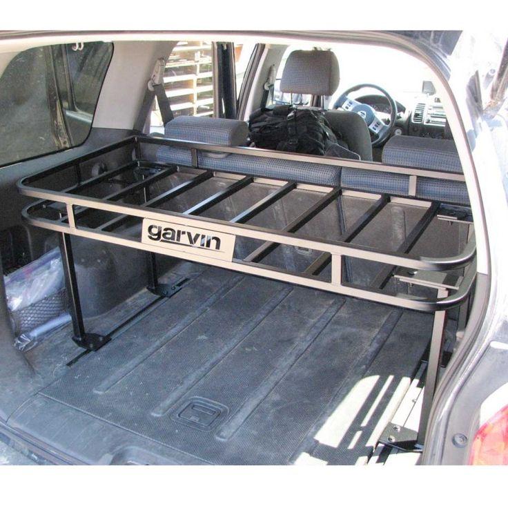 2015 Nissan Nv2500 Hd Cargo Interior: Utility Rack, 2005-2015 Nissan Xterra