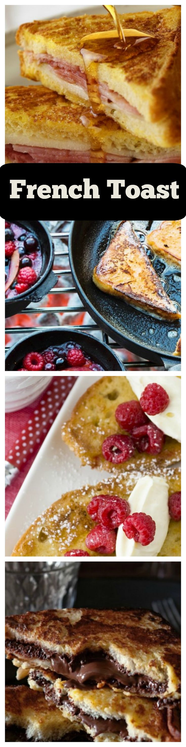 Frühstücksstulle mal anders – leckere French Toast-Rezepte | http://eatsmarter.de/rezepte/rezeptsammlungen/french-toast-fotos#/0