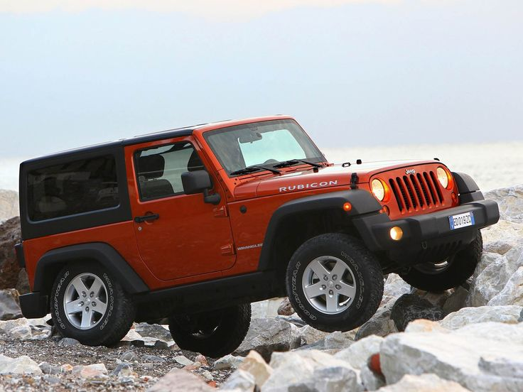 burnt orange wrangler