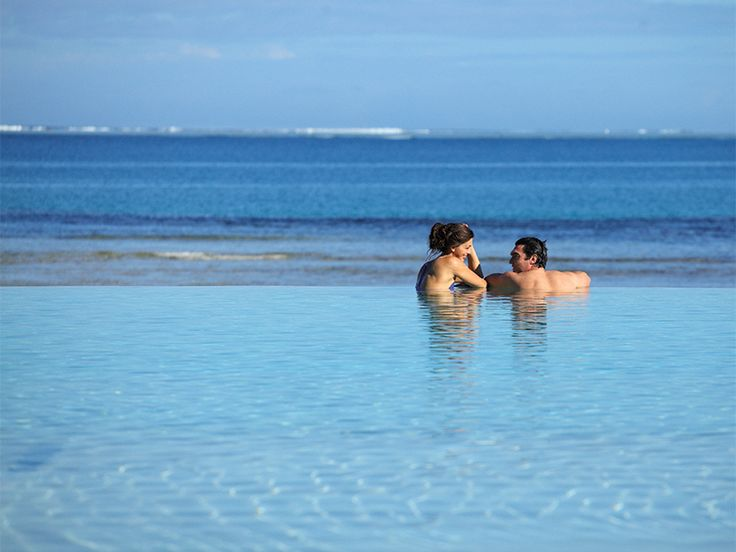 Soak up this fabulous view at the InterContinental Fiji Golf Resort & Spa  www.islandescapes.com.au