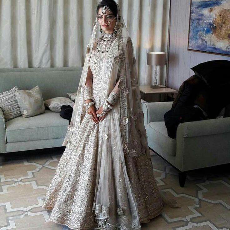 Pakistani Bridal Lehengas: 1076 Best Images About Desi Bridals