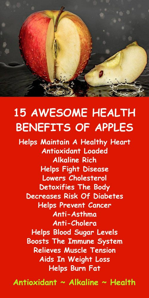 15 AWESOME HEALTH BENEFITS OF APPLES; the antioxidant loaded, alkaline rich, healing superfood. Learn about alkaline rich Kangen Water; the hydrogen rich, antioxidant loaded, ionized water that neutralizes free radicals that cause oxidative stress which can lead to a variety of health issues. It's the world's healthiest water. Change your water, change your life. #Apples #Health #Benefits