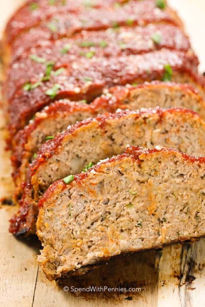 Chicken Meatloaf Recipe Healthy Family Dinners Chicken