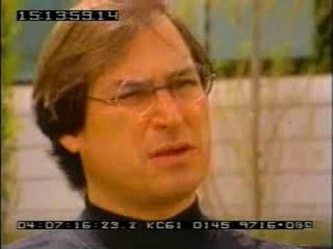 ▶ Steve Jobs talks about working with Paul Rand