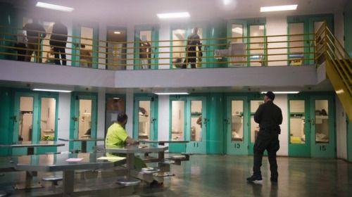 Theo Lacy la cárcel para inmigrantes en Estados Unidos   Son...