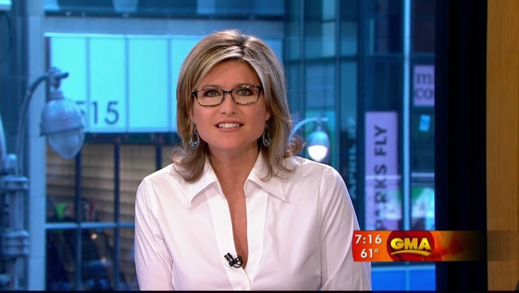 Ashleigh Banfield (news presenter, CNN)....could she be any cuter?  She's my girl crush.