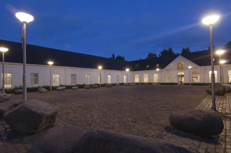 Regionaal Archief Tilburg by night