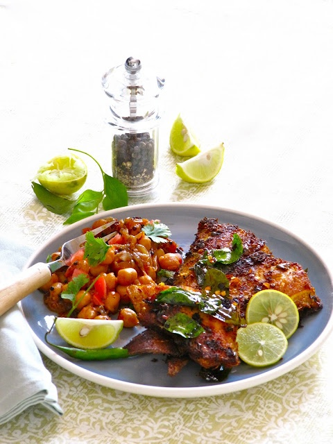 Cherry Tomato Tequila Butter Salsa With Fried Fish Recipes ...