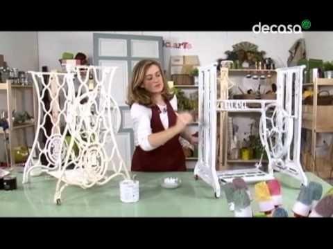 17 mejores ideas sobre muebles de jardín pintados en pinterest ...