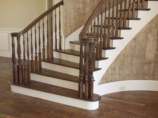 cheap stair parts staircase remodel ideas staircase remodel ideas pinterest staircases. Black Bedroom Furniture Sets. Home Design Ideas