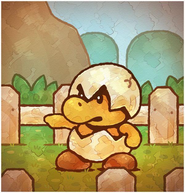 Paper Mario 64: I'll Be Back by Cavea.deviantart.com on @deviantART