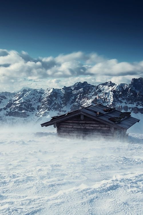 Wunderbare Welt — about-epic:   South Tyrolean Alps | Source | AE