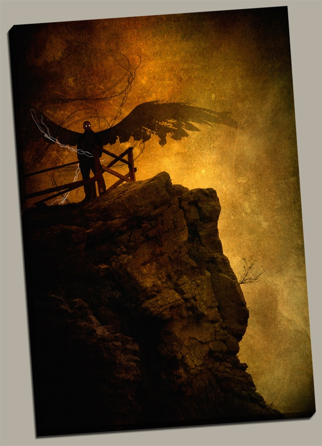 """Slave to The Dark"" www.romansolarphotography.com"