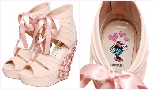 Don't care for Disney, but I need these shoes. Cannot find them anywhere :(