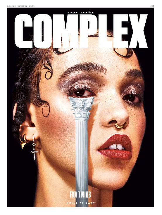 FKA twigs Interview (2015 Cover Story) | Complex