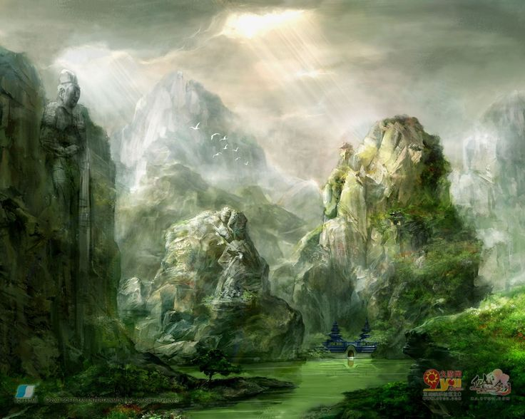 chinese paladin online backgrounds images (Knox Thomas 1280x1024)