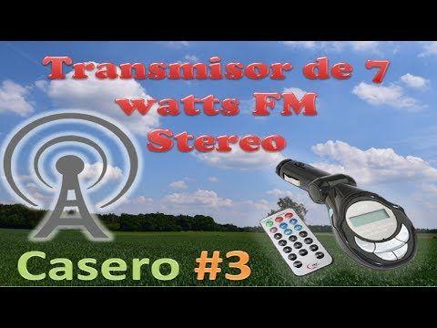 Transmisor de 7 vatios - YouTube