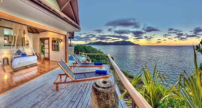 Royal Davui Island Resort. Amazing.