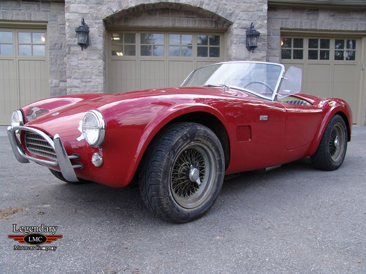 Legendary Motorcar Company | | Original 1965 Shelby 289 Cobra for sale